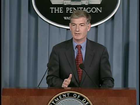 OASD: DoD News Briefing With Undersecretary Of Defense For A