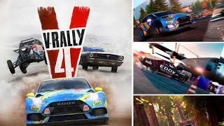 V Rally 4 - Announcement Trailer_PS4 | RED X |