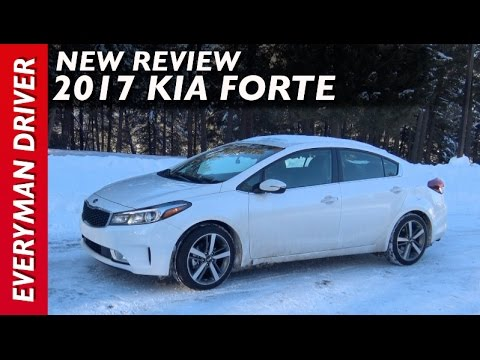 Here's The 2017 Kia Forte On Everyman Driver