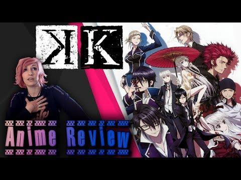 Anime Review: K-Project [German/Deutsch] ✯Nexi´s Anime Talk✯
