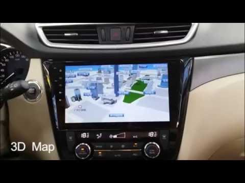 nissan qashqai android gps suavdvdgps youtube. Black Bedroom Furniture Sets. Home Design Ideas
