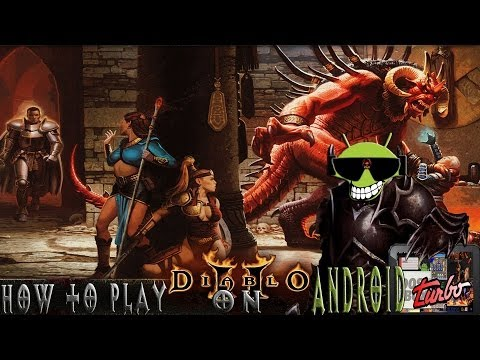 How To Play Diablo 2 On Android With Dosbox Turbo