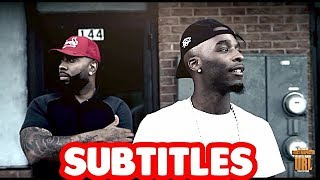 BEST OF HITMAN HOLLA & AYE VERB (2 vs 2) SUBTITLES | SMACK URL Masked Inasense