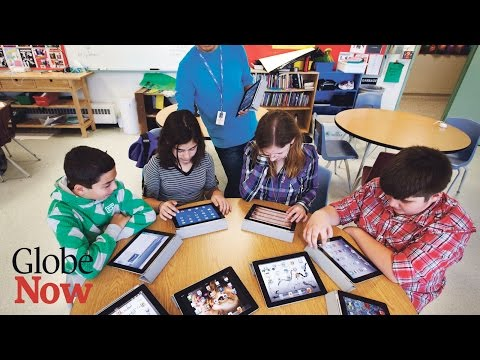 The tech revolution in Canada's schools: take home tablets and education apps