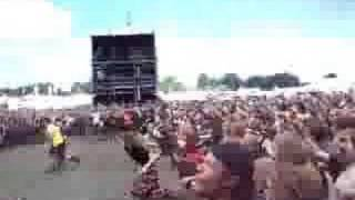 Lamb Of God / Caliban Wall Of Death @ Wacken