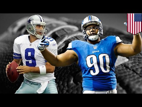 Cowboys vs Lions: Romo, Murray and Bryant ready for Ndamukong Suh?