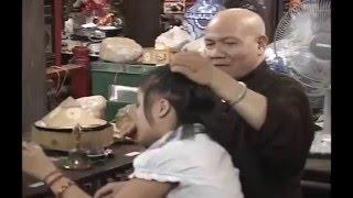 Thầy Tùng bắt ma tại chùa Hàng, Hải Phòng