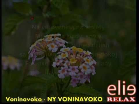 ElieRelax - KARAOKE  Voninavoko ( Ny voninavoko )
