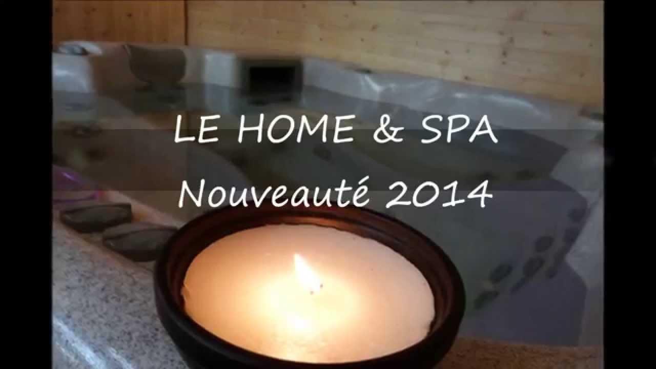 Espace bien tre home spa abri ext rieur pour spa sauna youtube for Comabris pour spa exterieur