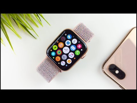 Apple Watch Series 4 Review - A Huge Upgrade!