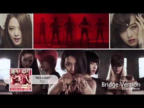 """[DL] F(x) """"Red Light"""" Ringtones (BONUS VERSION)"""