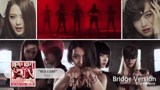 "[DL] f(x) ""Red Light"" Ringtones (BONUS VERSION) Mp3"