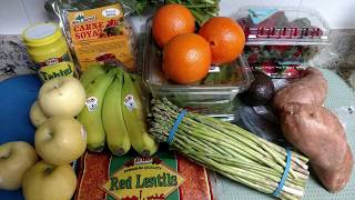 Whole Food Reset Day 1-4