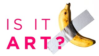The Duct Tape Banana of Miami Art Basel 2019 -- Is It Art?