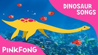 Elasmosaurus | Dinosaur Songs | Pinkfong Songs for Children