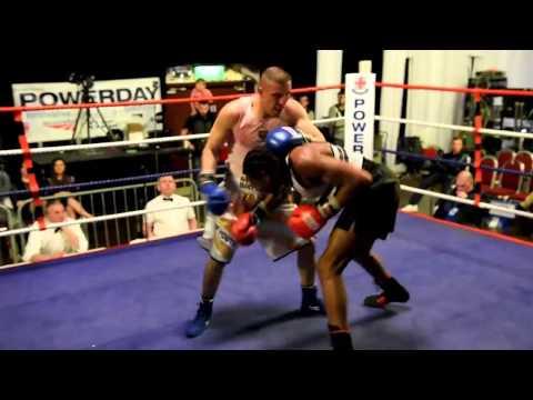 London ABA Boxing Championships 2015: Jermaine Williams vs Hamid Siddique