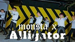 MONSTA X 몬스타엑스 _ 'Alligator' DANCE COVER BY XP-TEAM INDONESIA