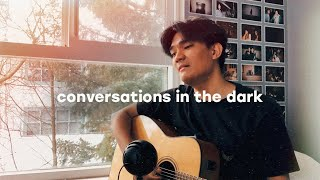 conversations in the dark - john legend // acoustic cover