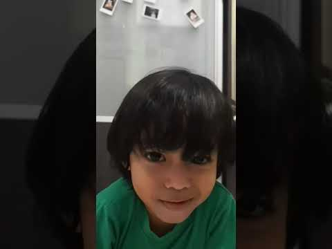 50 States Of America Rhymed by 4 Years Old Malaysian Boy