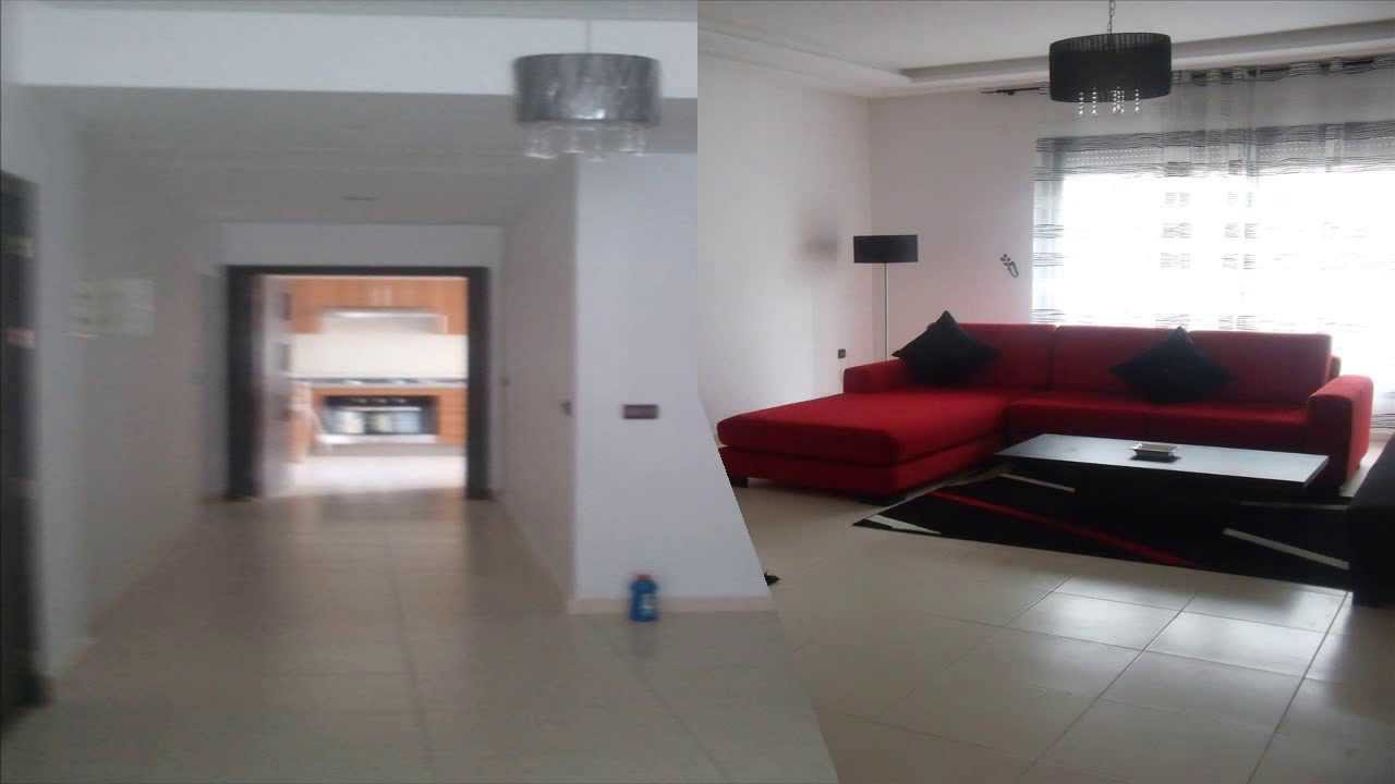 Appartement louer meubl kenitra youtube for A louer appartement