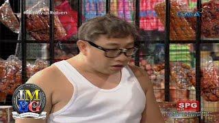 Bubble Gang: Mang Tañong, hater ni Michael Bryant!