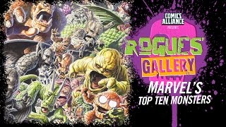 10 Best Marvel Monsters - Rogues