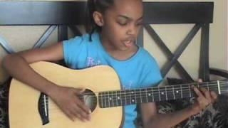 China Anne McClain sings