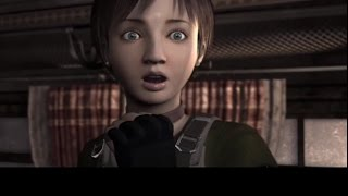 PS1 Resident Evil How To Kill Rebecca Chambers & Cut Scenes