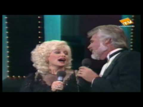 KENNY ROGERS &  DOLLY PARTON   ISLANDS IN THE STREAM  HQ