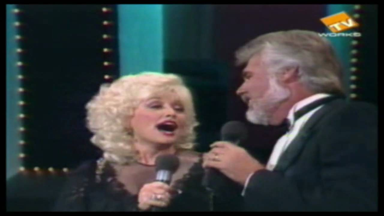 KENNY ROGERS & DOLLY PARTON - ISLANDS IN THE STREAM - HQ ...