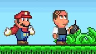 If Super Mario Bros Had a Hostage Negotiator