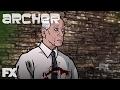 Archer - RIP George Coe
