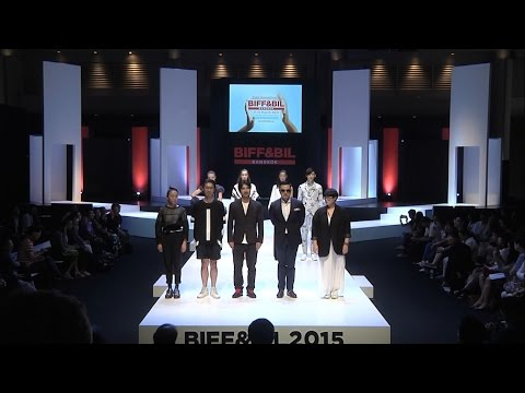 Creative Crossing Fashion Show - Japan and Thai Brands