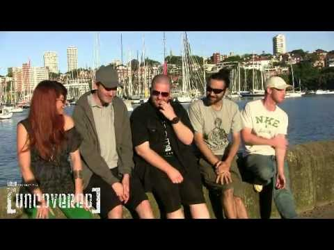 The Funkoars Sydney Interview