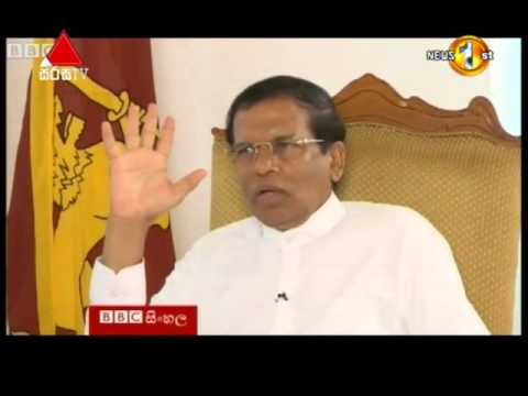 BBC Interview with President  Sirasa TV 03rd February 2016