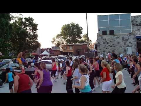 Zumba lachine montreal doovi for Zumba exterieur lachine