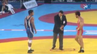 2011 Worlds Freestyle 60kg Final - Besik Kudukhov (RUS) Vs. Franklin Gomez (PUR)