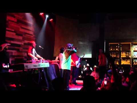 Del the Funky Homosapien Mr. Dobalina Live in Santa Ana 2/2013