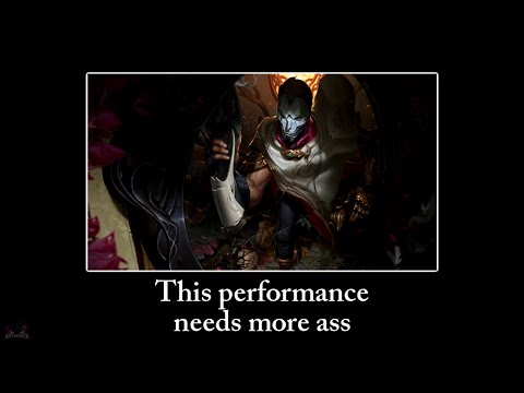 Jhin out of context