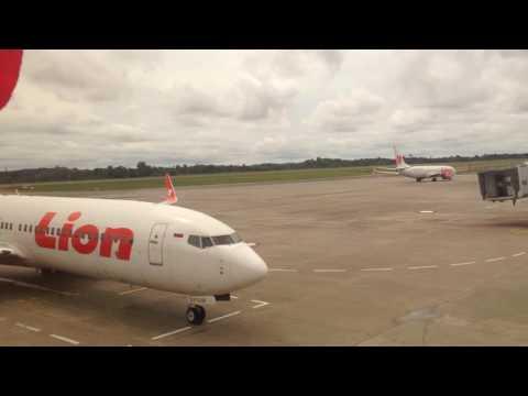 The Airport Apron of Hang Nadim Airport Batam