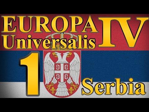 "Europa Universalis 4 Serbia ""Unite the Balkans!"" EP:1"