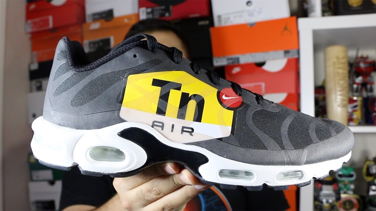 Nike Air Max Plus NS GPX BIG LOGO Review! - YouTube 280b5784c
