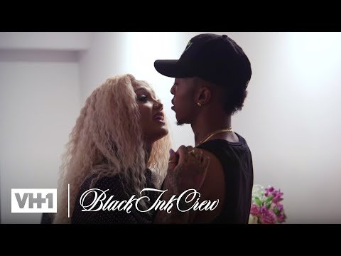 Donna & Alex Get Matching Tattoos | Black Ink Crew