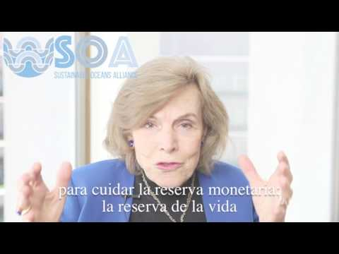Sylvia Earle Supports SOA Campaign To Protect the Tropical Pacific Sea of Peru