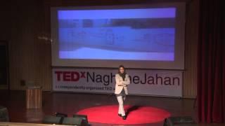 Wall 47 | Azadeh Abbas Zadeh | TEDxNaghsheJahan