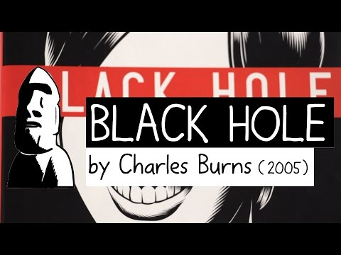 Black Hole by Charles Burns (2005) comic review - graphic novel recommendations