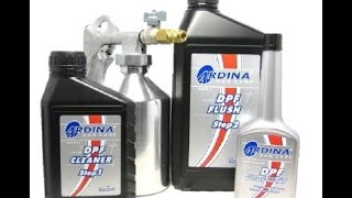 Набор для очистки сажевых фильров ARDINA DPF