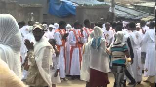 Part 1: 2016/2008 Timket Celebration At Shiro Meda (short Video)   የጥምቀት በዓል ስነስረአት ሺሮ ሜዳ ላይ