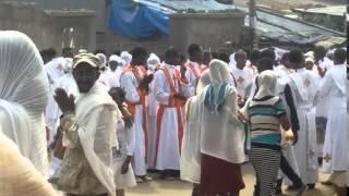 Part 1: 2016/2008 Timket Celebration At Shiro Meda (short Video)   የጥምቀት በዓል ስነስረአት ሺሮ ሜዳ ላይ