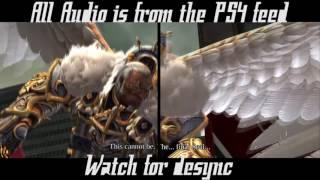Darksiders PC vs PS4 comparison